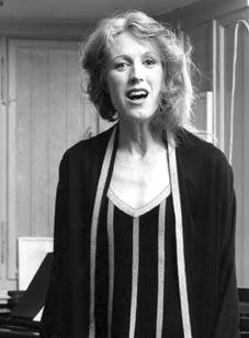 Beth Griffith, soprano